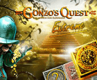 На зеркале автоматы Gonzo's Quest Extreme