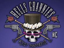 Hells Grannies на главном сайте или доступном виртуальном зеркале